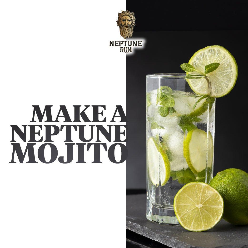 Neptune-Mojito